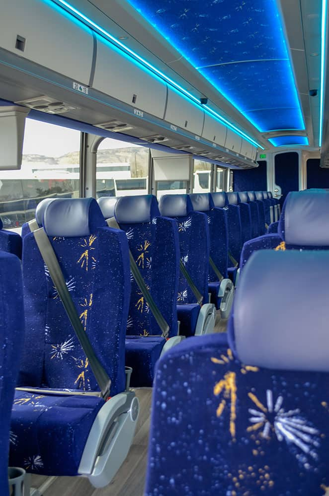 Luxury Charter Bus Fleet Luxury Motor Coach